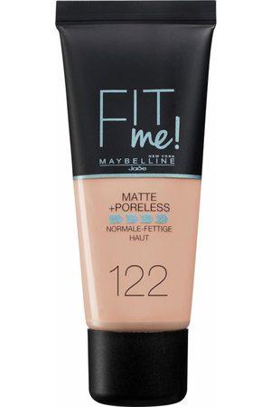 MAYBELLINE New York Fit me! Matte+Poreless', Make-up