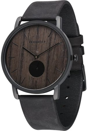 Kerbholz Armbanduhr ´Fritz´