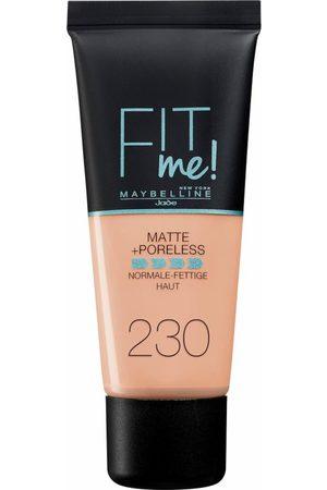 MAYBELLINE New York ´Fit me! Matte+Poreless´, Make-up