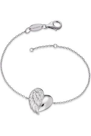 Engelsrufer Damen Armbänder - Armband 'Herzflügel, ERB-Lilheartwing