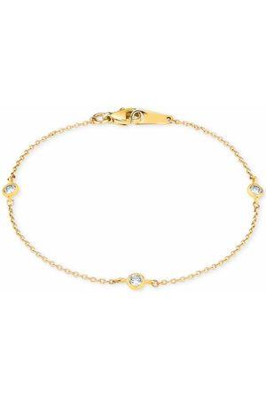 AMOR Damen Armbänder - Goldarmband '2014152
