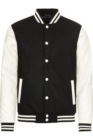 Urban classics Jacke 'Oldschool College Jacket