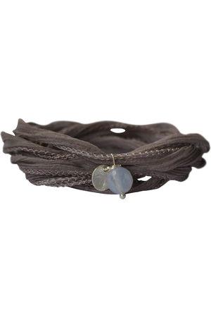 YOGISTAR Wickel-Armband 'VISHUDDAH