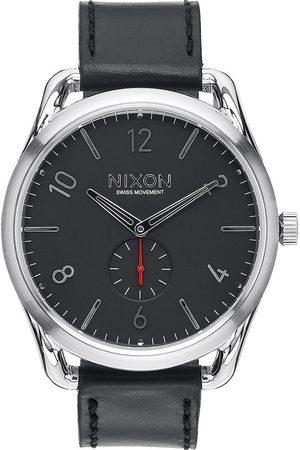 Nixon Herren Uhren - Uhr 'C45 Leather A465 - 008