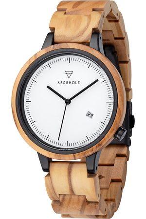 Kerbholz Uhr 'Lamprecht Sandalwood WATWLAM9924