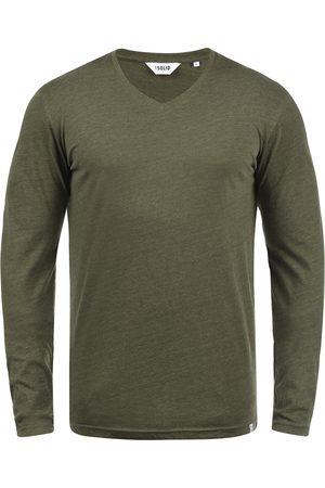 Solid Langarmshirt 'Beda