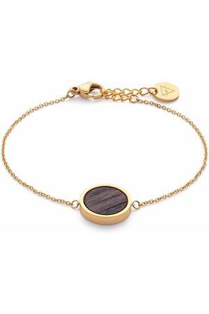 Kerbholz Damen Armbänder - Armband 'Circle