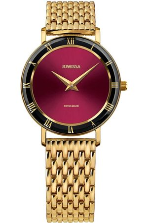 JOWISSA Damen Uhren - Quarzuhr 'Roma' Swiss Ladies Watch