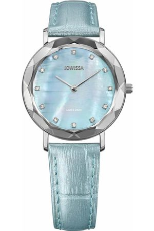 JOWISSA Quarzuhr 'Aura' Swiss Ladies Watch