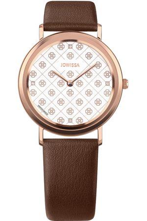 JOWISSA Quarzuhr 'AnWy' Swiss Ladies Watch