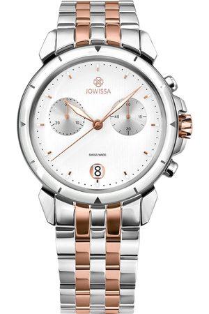 JOWISSA Herren Uhren - Quarzuhr 'LeWy 6' Swiss Men's Watch