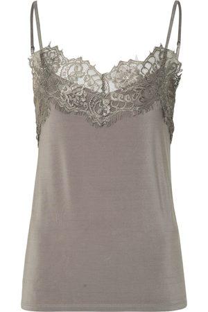 Soaked in Luxury Damen T-Shirts, Polos & Longsleeves - Top 'Clara