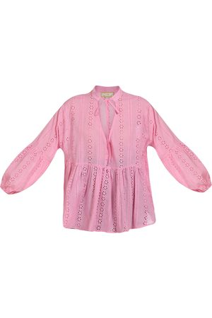 myMo Damen Blusen - Bluse