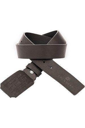 Cipo & Baxx Herren Gürtel - Sportlicher Gürtel aus echtem Leder