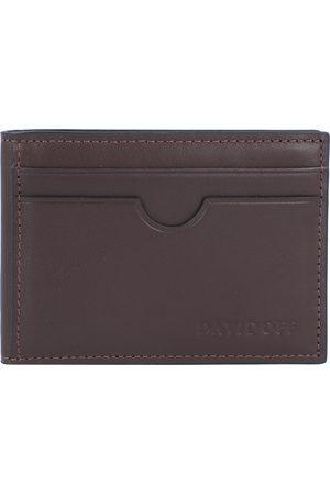 Davidoff Essentials Kreditkartenetui Leder 10 cm