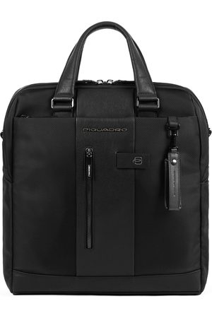 Piquadro Brief Laptoptasche Leder 35 cm Laptopfach