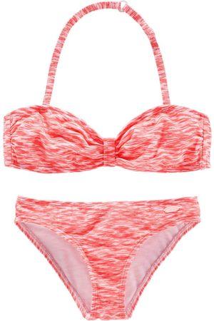Venice Beach Mädchen Bikinis - Bandeau-Bikini