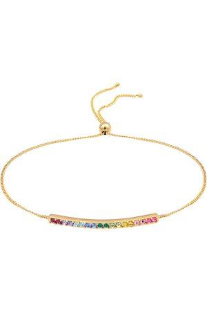Elli Damen Armbänder - Armband Kristall Regenbogen, multi-color