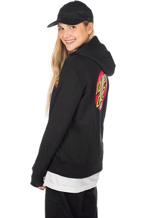 Santa Cruz Damen Sweatshirts - Classic Dot Hoodie