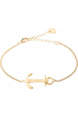 Paul Hewitt Damen Armbänder - Armkette 'Anchor Spirit PH-AB-G