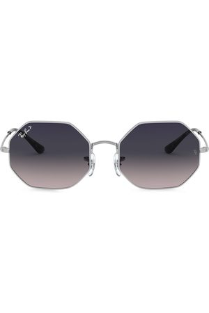 Ray-Ban Achteckige '1972' Sonnenbrille