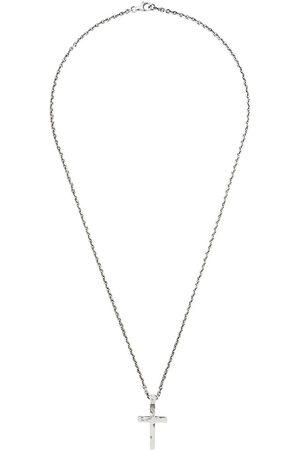 EMANUELE BICOCCHI Halsketten - Halskette mit Kreuzanhänger