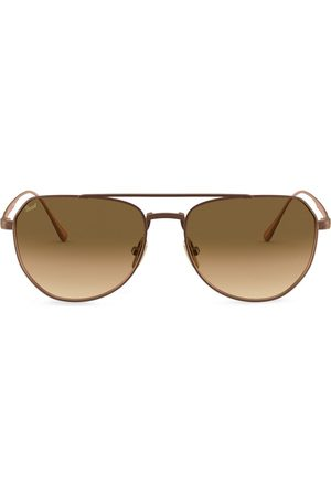 Persol Oversized-Pilotenbrille