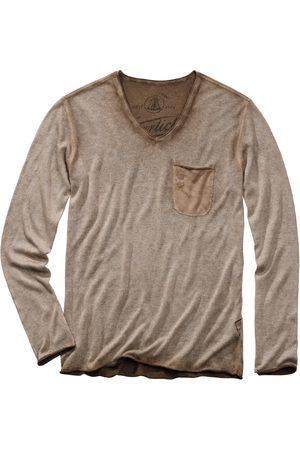 Mey & Edlich Herren T-Shirts, Polos & Longsleeves - Herrlicher Herren Buddy-Shirt Alan L, M, S, XL, XXL