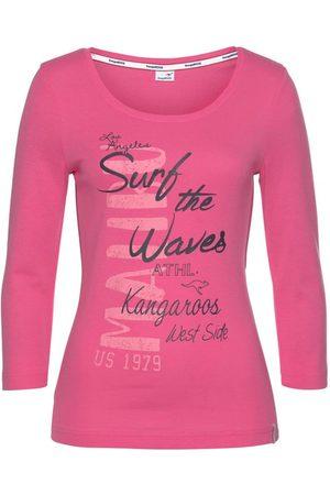 KangaROOS Damen T-Shirts, Polos & Longsleeves - Shirt