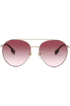Burberry Eyewear Klassische Pilotenbrille