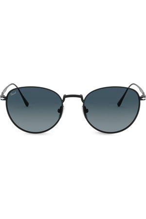Persol Sonnenbrille mit rundem Gestell
