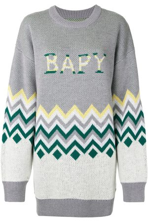 BAPY Pullover im Oversized-Look