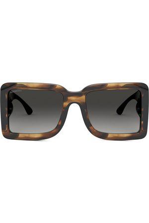 Burberry Eyewear Eckige Oversized-Sonnenbrille