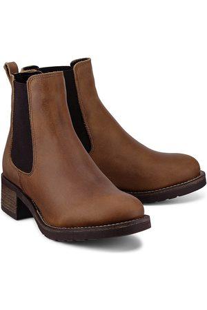 Pavement Boots Christina in mittelbraun, Boots für Damen
