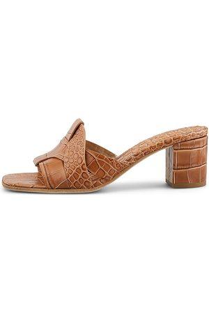 Kennel & Schmenger Kroko-Mule Missy in , Sandalen für Damen