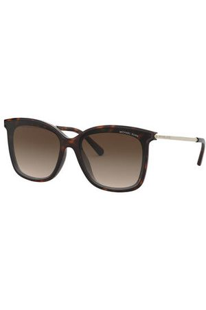 Michael Kors Brillenform: Eckig. Label-Schriftzug auf den Bügeln. Inkl. Brillenetui. Maße bei Größe 61:- Gesamtbreite: 142 mm- Bügellänge: 140 mm- Glashöhe: 47 mm- Glasbreite: 61 mm- Stegbreite: 17 mm