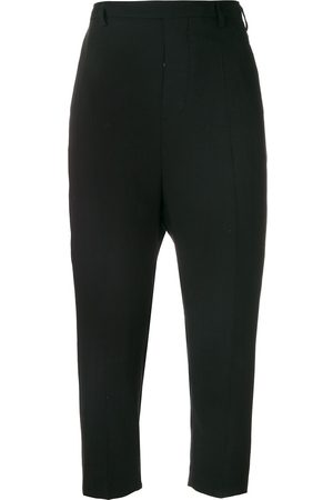 Rick Owens Cropped-Hose mit hohem Bund