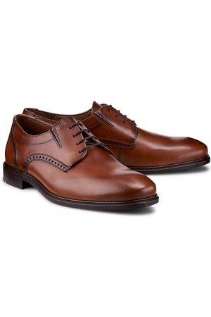 Lloyd Herren Schnürschuhe - Schnürschuh Koog in hellbraun, Business-Schuhe für Herren