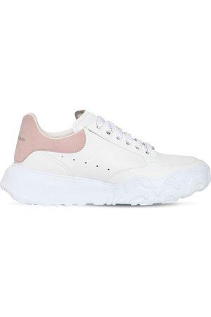 """Alexander McQueen 45mm Hohe Ledersneakers """"court"""""""