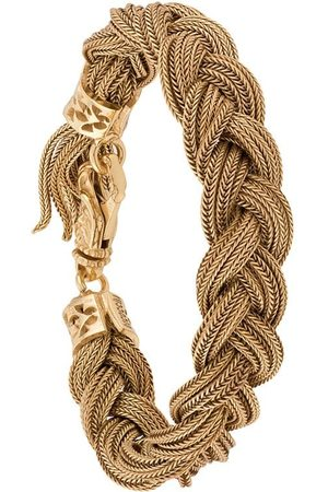EMANUELE BICOCCHI Geflochtenes Armband
