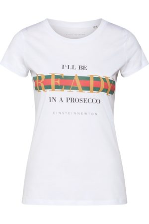 EINSTEIN & NEWTON Shirts 'I'll be ready in a Prosecco