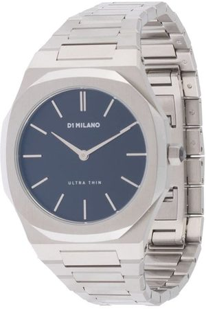 D1 MILANO Silver Night' Armbanduhr