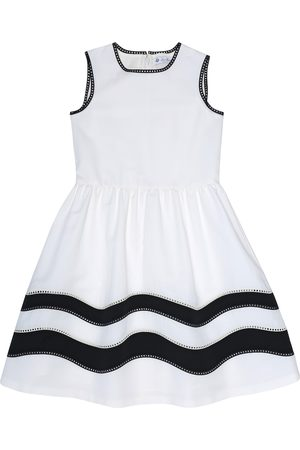 Loro Piana Kleid Hanne aus Baumwolle und Seide