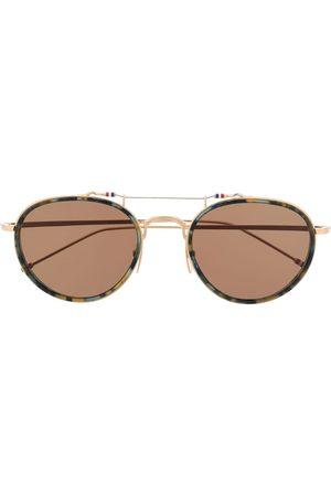 Thom Browne Eyewear Sonnenbrillen - Pantos' Sonnenbrille