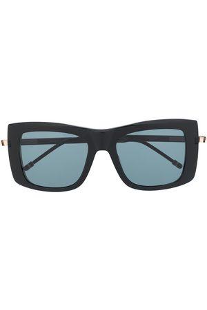 Thom Browne Eckige Sonnenbrille