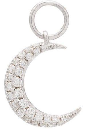 Roxanne First 14kt Weißgoldanhänger mit Diamanten