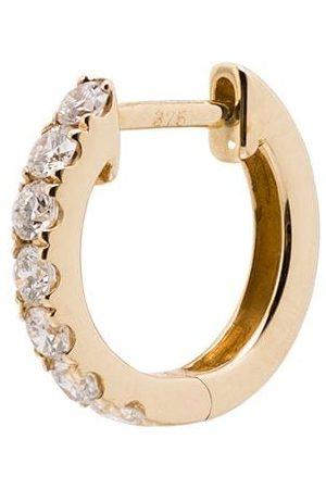 Roxanne First 14kt Gelbgoldohrring mit Diamanten
