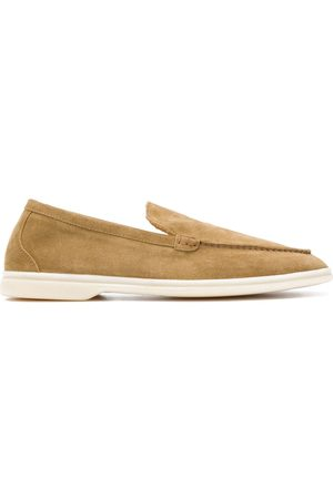 Scarosso Herren Halbschuhe - Loafer mit mandelförmiger Kappe
