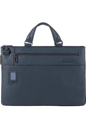 Piquadro Herren Laptop- & Aktentaschen - Akron Aktentasche Leder 42 cm Laptopfach