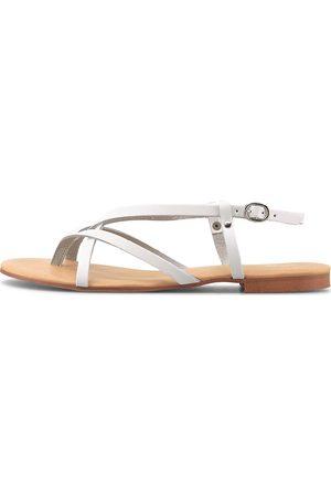 Cox Damen Sandalen - Riemchen-Zehentrenner in , Sandalen für Damen